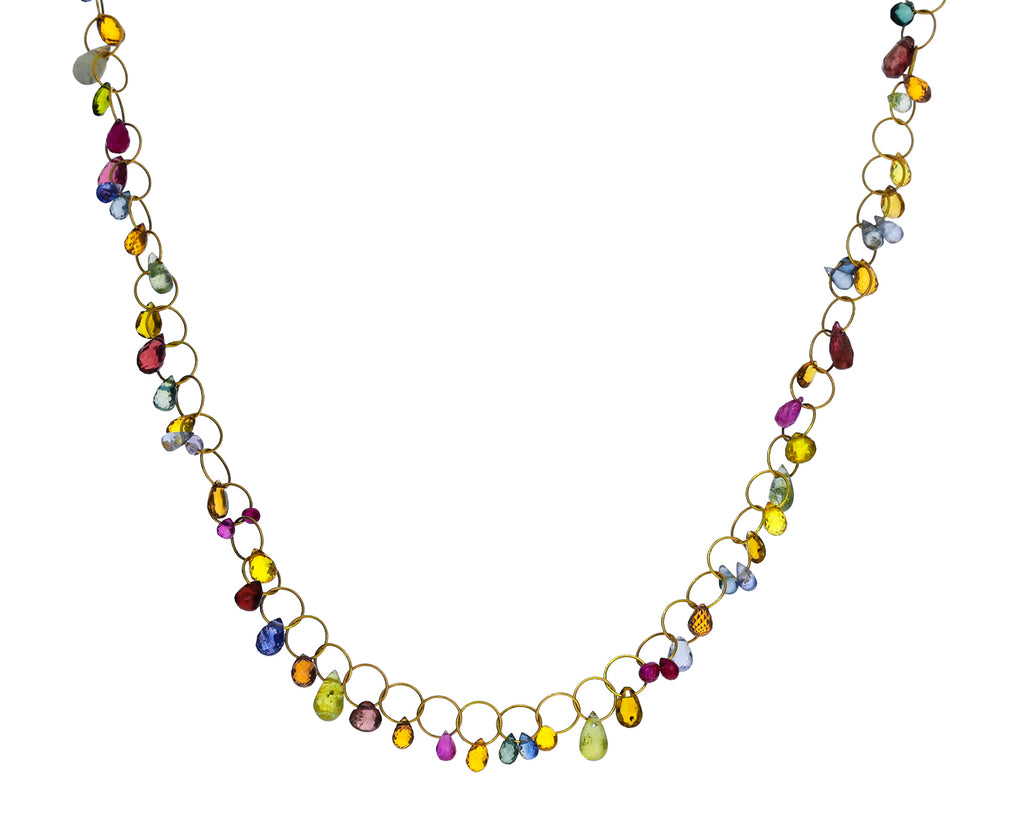 Multi Gem Circus Necklace - TWISTonline