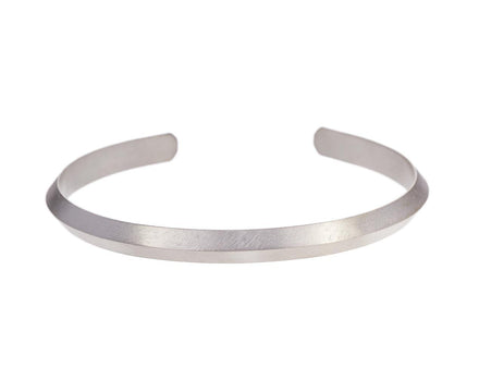 Thin Knife Edge Cuff Bracelet - TWISTonline