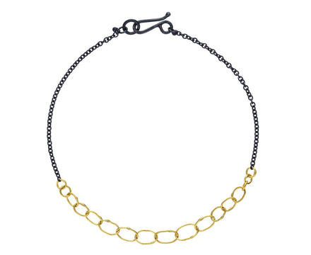 Gold Links Chain Bracelet - TWISTonline
