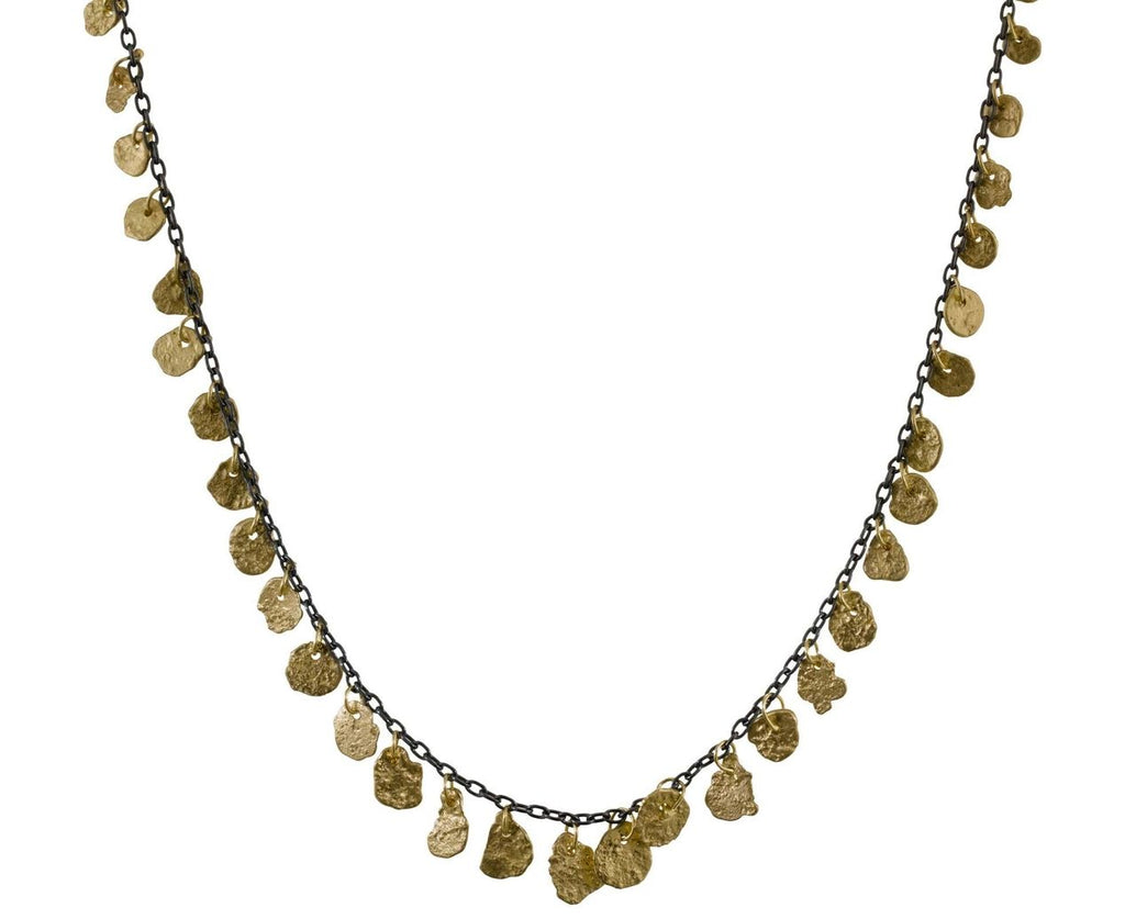 Gold Kelp Necklace - TWISTonline