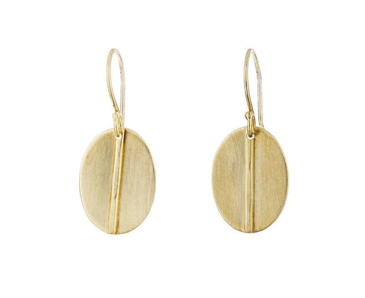 Gold Mod Earrings - TWISTonline