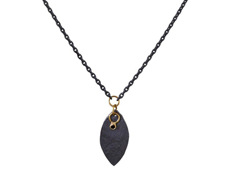 Astrid Black Diamond Pendant - TWISTonline