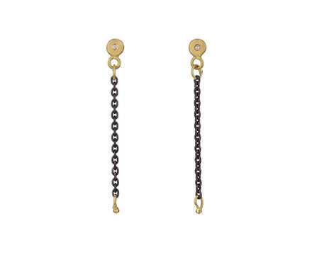 Diamond Bitsy Drop Earrings - TWISTonline