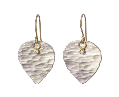 Astrid Leaf Earrings - TWISTonline