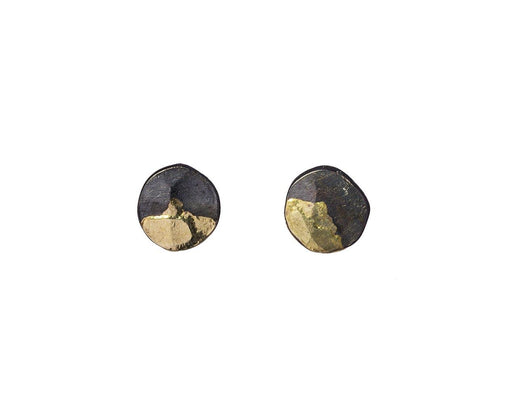 Small Gilded Lily Earrings - TWISTonline