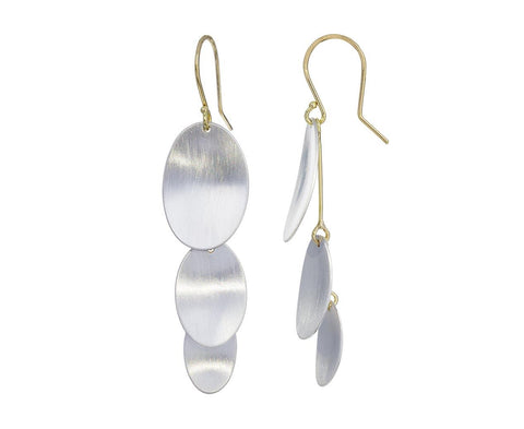 Three Drop Graduating Waterfall Earrings - TWISTonline