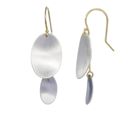 Two Drop Graduating Waterfall Earrings - TWISTonline