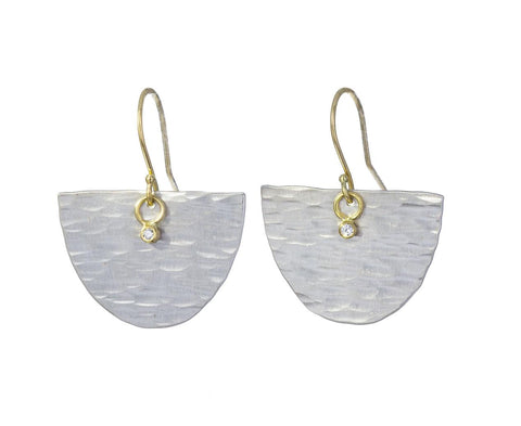 Large Astrid Half Moon Earrings - TWISTonline