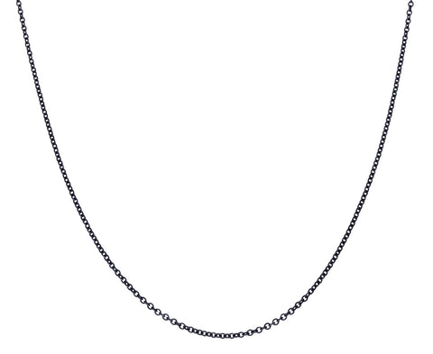 Two-Tone Cable Chain Necklace