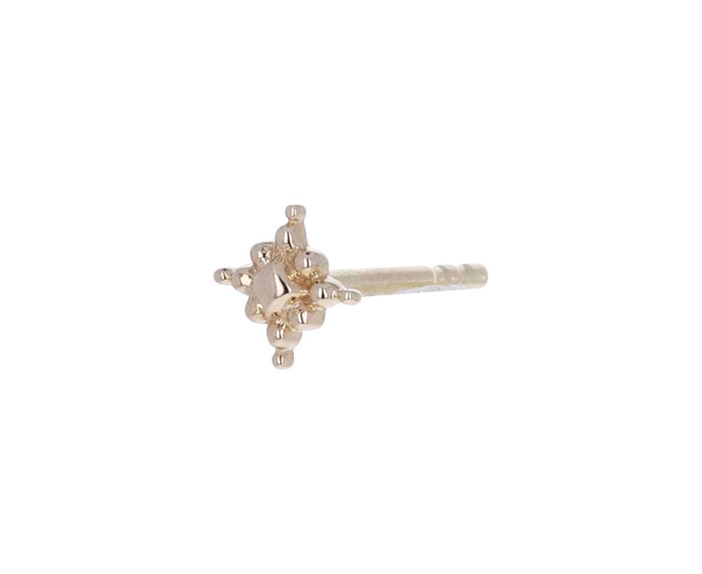 Dala Square SINGLE Stud Earrings