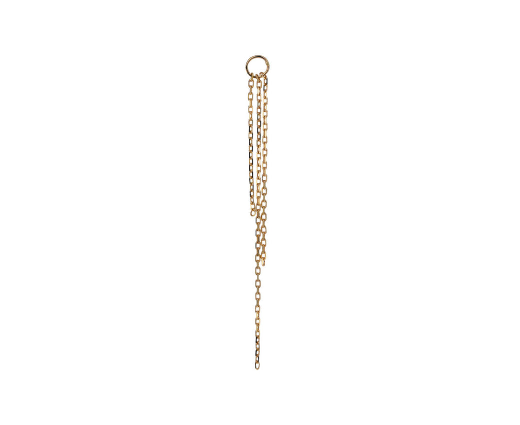 Midi Chain SINGLE Earring Charm