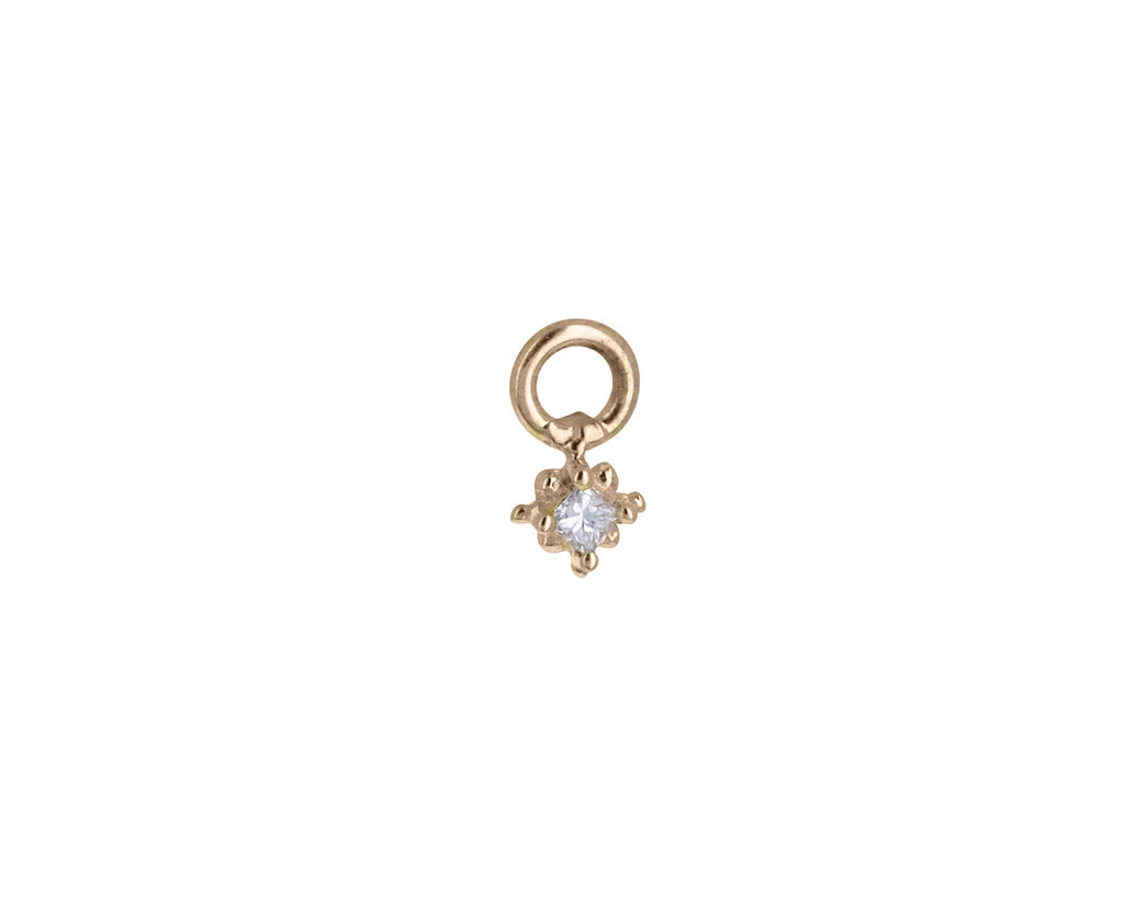 Dala Five Diamond SINGLE Earring Charm