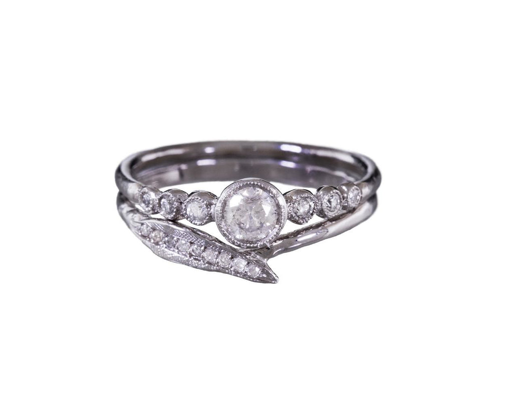 Diamond Dew Drop Ring - TWISTonline