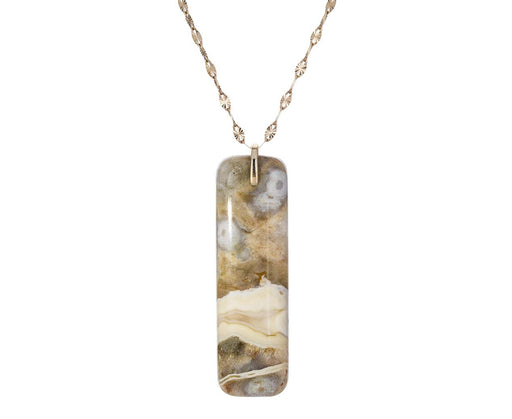 Jasper Marcel Pendant Necklace - TWISTonline
