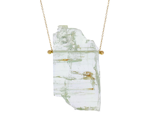 Green Beryl Necklace