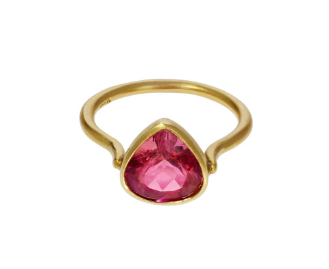 Rubellite Ring - TWISTonline