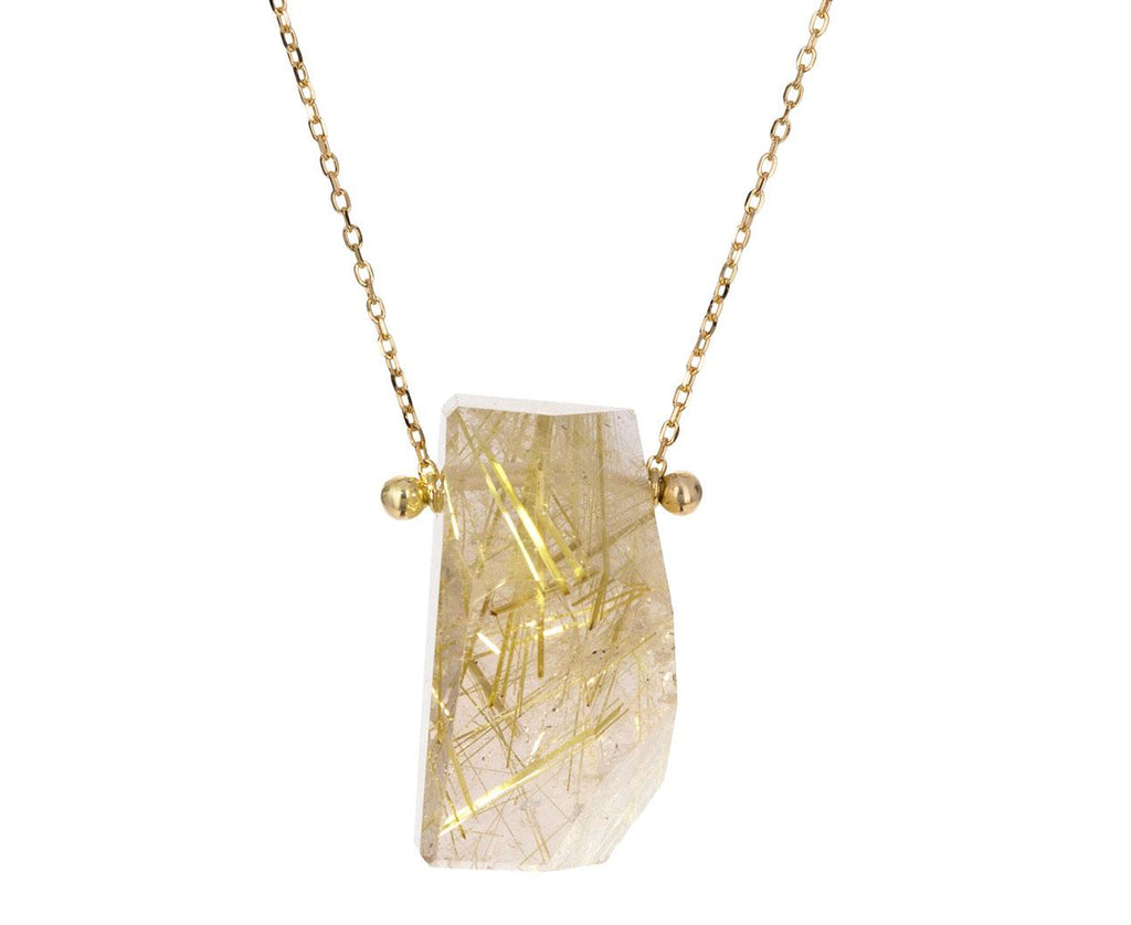 Golden Rutilated Quartz Necklace zoom 1_monaka_gold_rutilated_quartz_necklace
