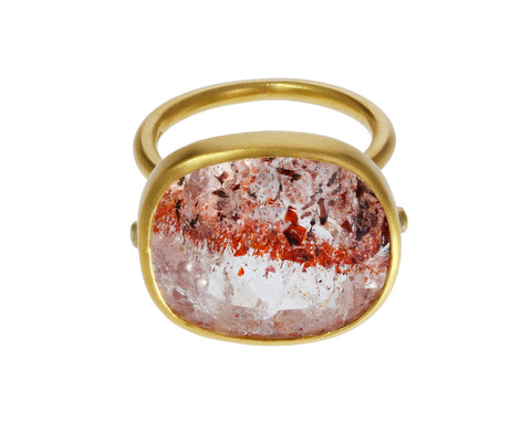 Strawberry Quartz Ring - TWISTonline