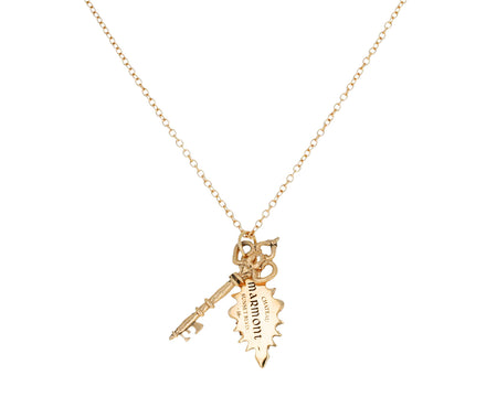 Chateau Marmont Key Set Necklace - TWISTonline