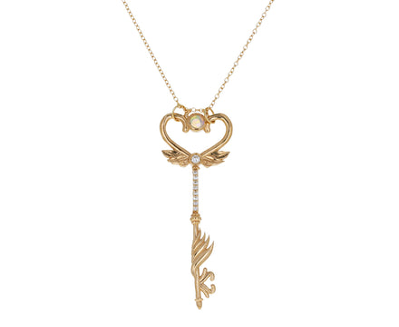 Key to My Heart Necklace - TWISTonline