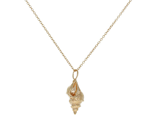 Mermaid Shell Pendant Necklace - TWISTonline