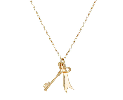 You and I Key Pendant Set - TWISTonline