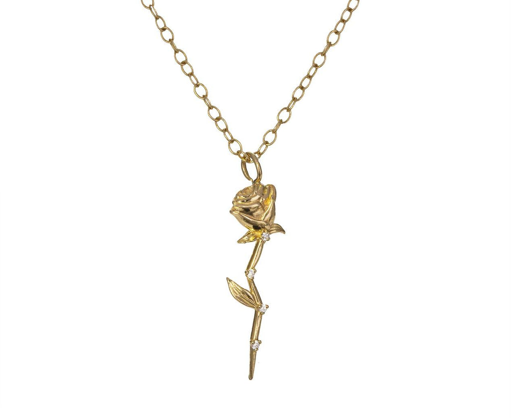 Celestial Rose Pendant Necklace zoom 1_sofia_zakia_gold_diamond_celestial_rose_necklace