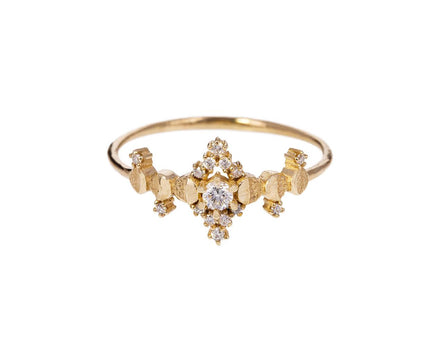 Diamond Cosmic Witch Ring - TWISTonline