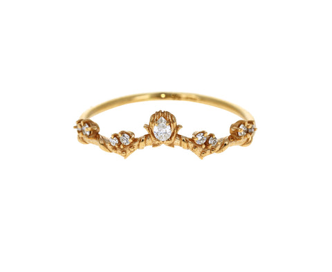 Diamond Demeter Ring