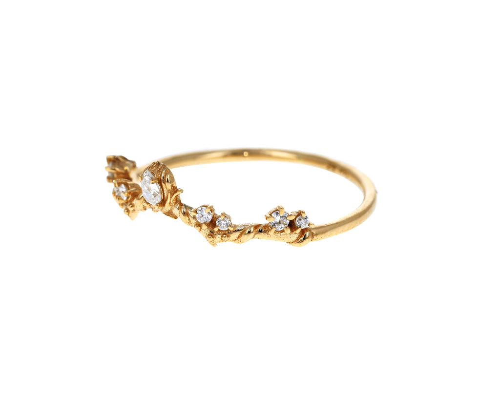 Diamond Demeter Ring - TWISTonline