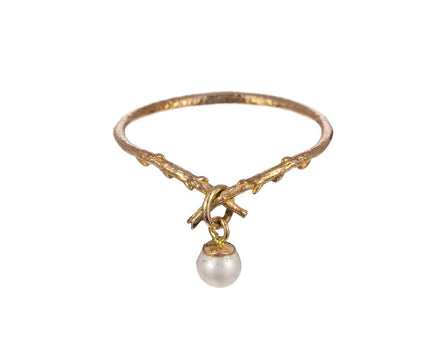 Woodland Pearl Ring - TWISTonline