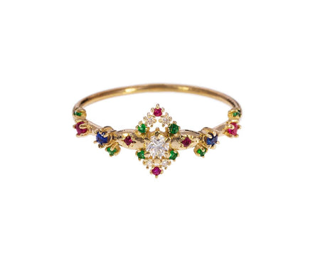 Scheherazade Ring - TWISTonline