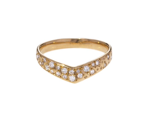 Veil of Stars Ring - TWISTonline
