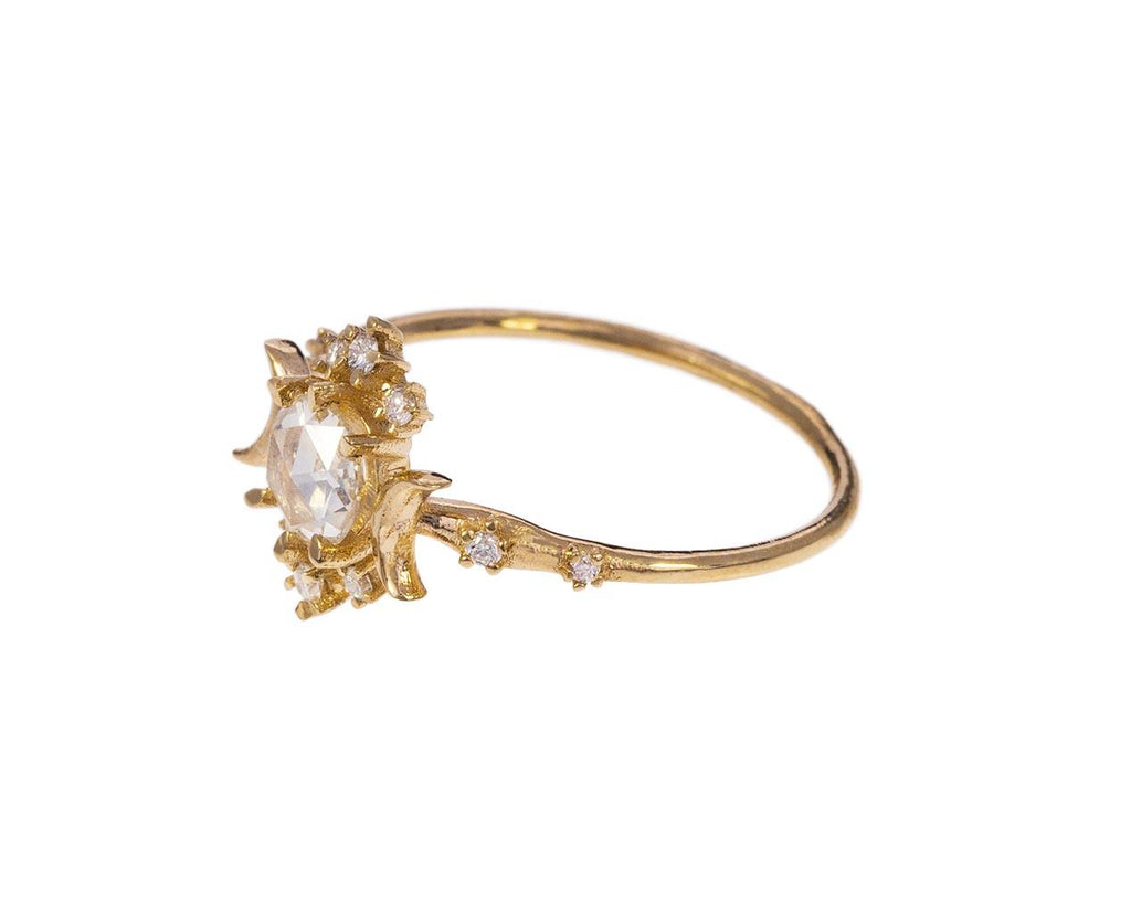 Wandering Star Diamond Ring - TWISTonline
