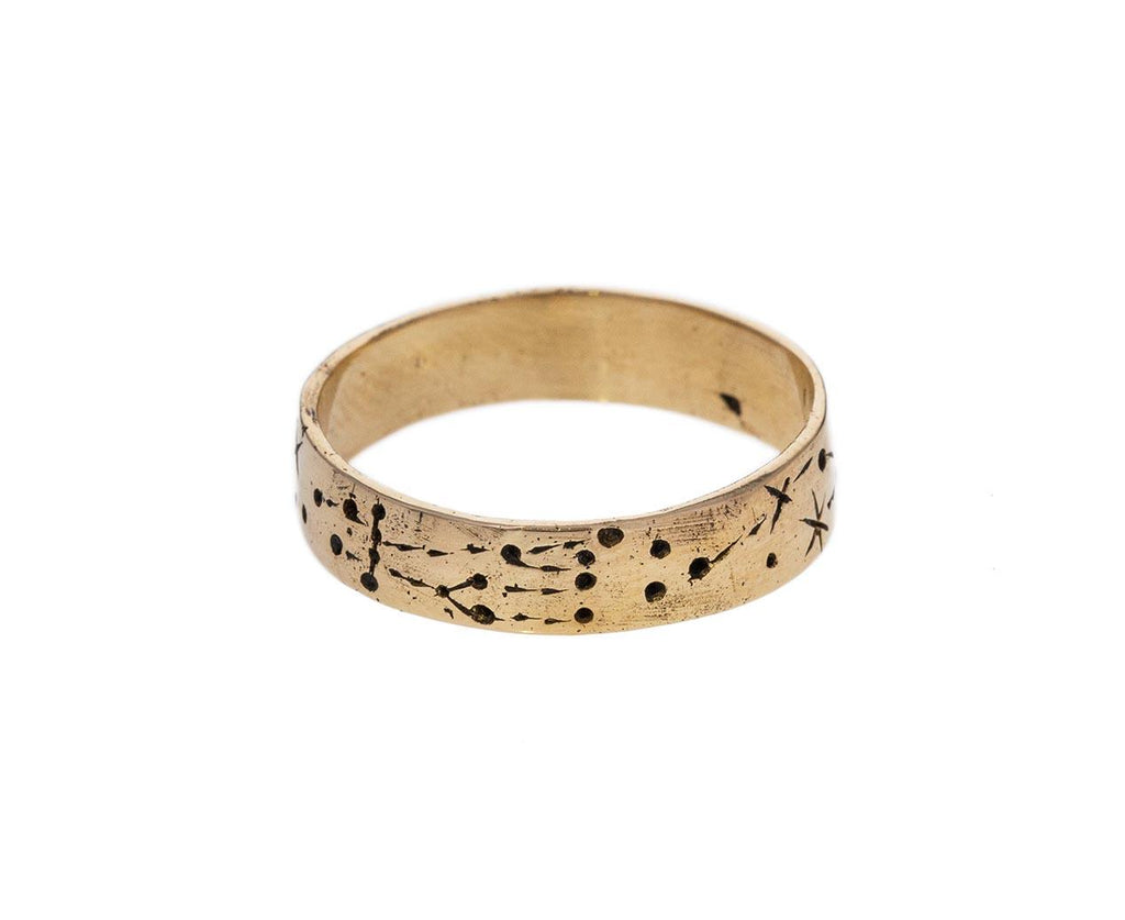 Written in the Stars Ring zoom 1_sofia_zakia_gold_written_in_the_stars_ring