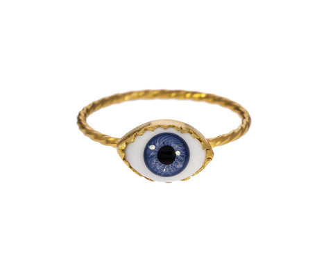 Blue Eye Ring - TWISTonline