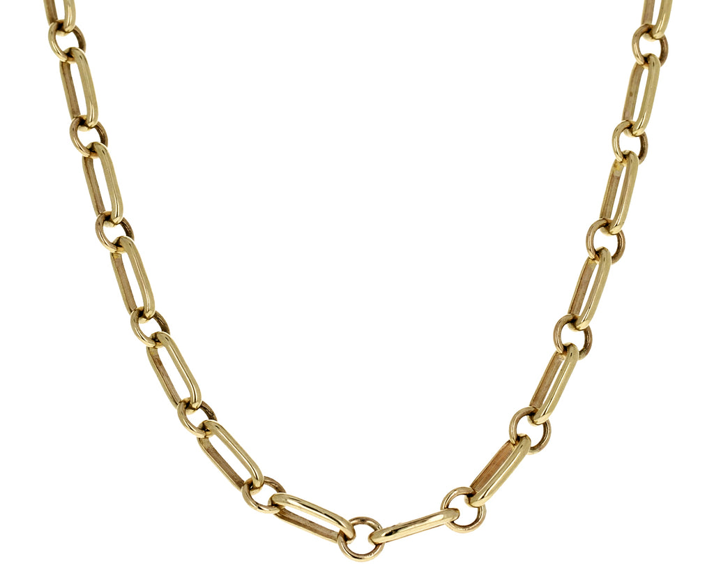 Elena Votsi Gold Link Necklace