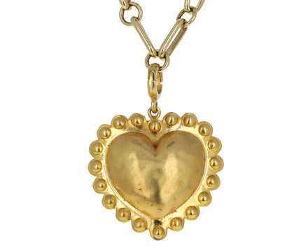 Christina Alexiou Large Heart Charm ONLY