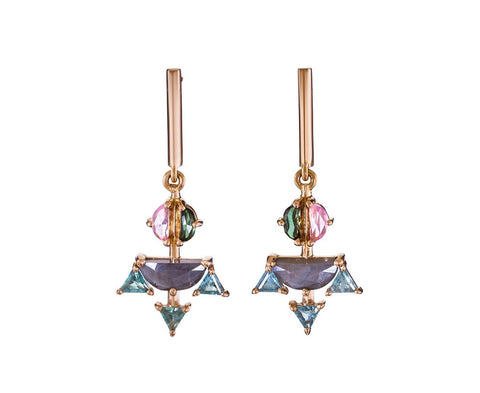 Justice Earrings - TWISTonline