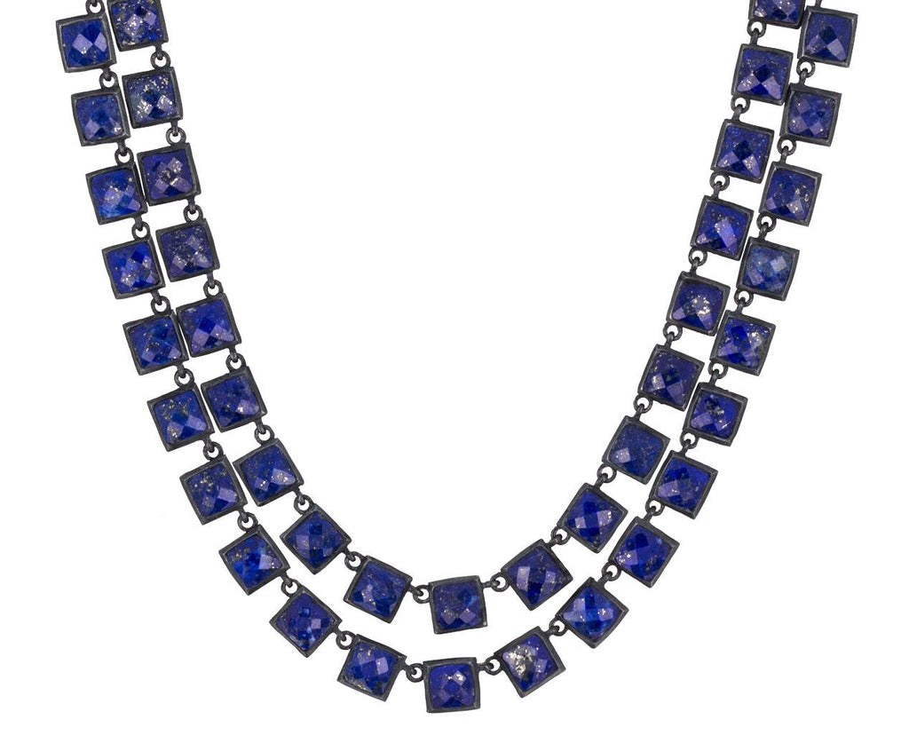 Lapis Mosaic Necklace - TWISTonline