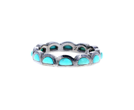 Turquoise Scallop Band - TWISTonline