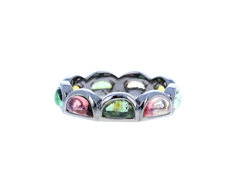 Tourmaline Scallop Band - TWISTonline