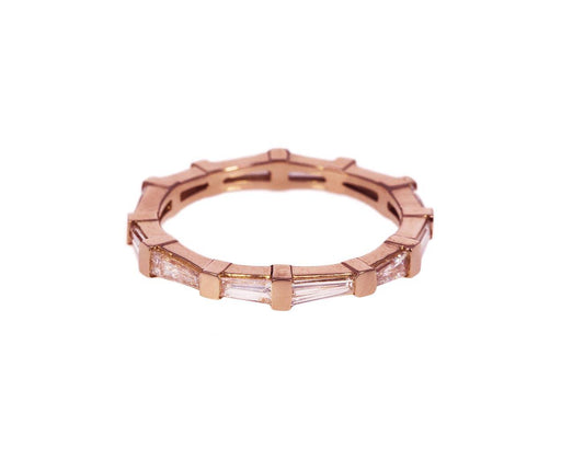 Hilvanado Stitch Diamond Band - TWISTonline