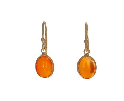 Fire Opal Earrings - TWISTonline