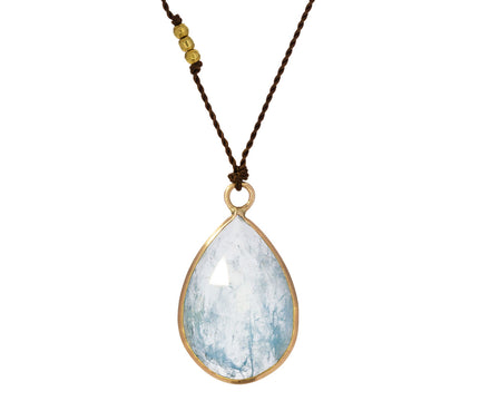 Aquamarine Necklace - TWISTonline