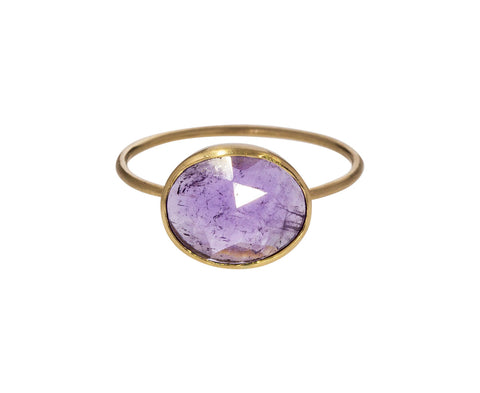 Amethyst Ring - TWISTonline