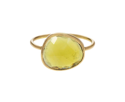 Cognac Tourmaline Ring - TWISTonline