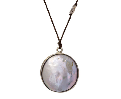Pearl Pendant Necklace - TWISTonline
