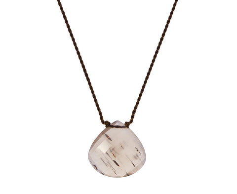 Feldspar Drop Necklace - TWISTonline