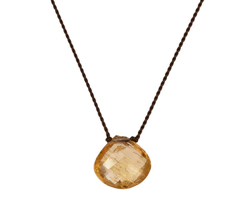 Imperial Topaz Necklace - TWISTonline